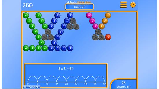 Bubble Pop Multiplication-8