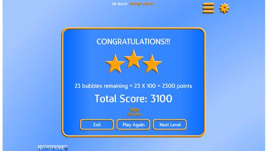 Bubble Pop Multiplication-9