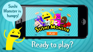 Sushi Monster by Scholastic-1