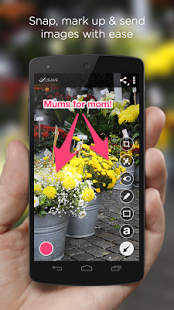 Skitch - Snap. Mark up. Send. App - 7