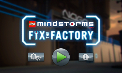 LEGO® MINDSTORMS® Fix Factory App - 3
