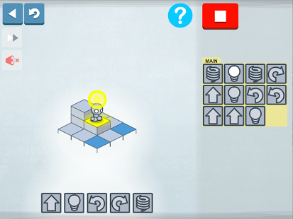 Lightbot - Programming Puzzles-2