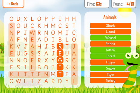 Squeebles Word Search-1