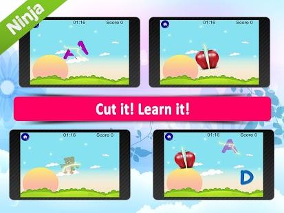 For kids, Learn ABC, Alphabets App - 6