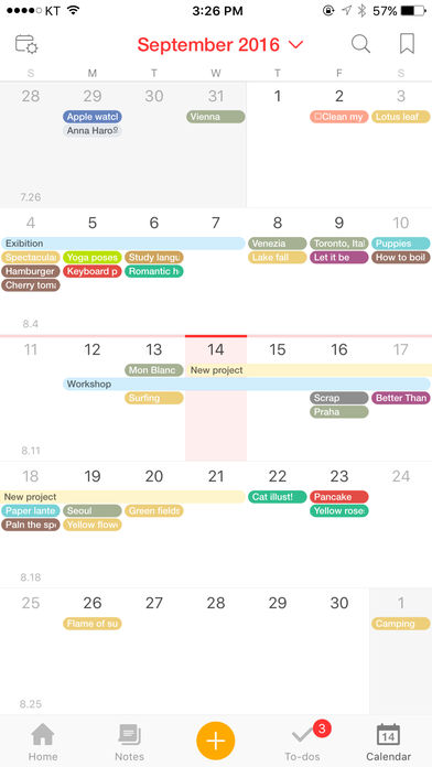 Awesome Note (+To-do/Calendar)-3