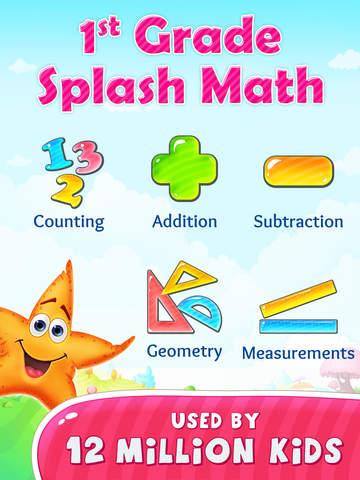 Grade 1 Common Core Maths App - 1