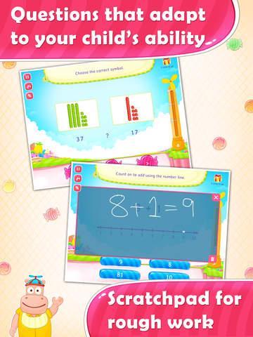 Grade 1 Common Core Maths App - 3