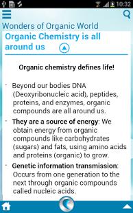 Organic Chemistry by WAGmob-2