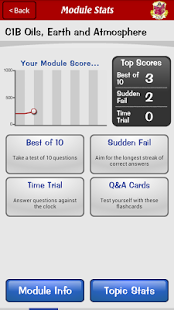 Test & Learn — GCSE Chemistry App - 2