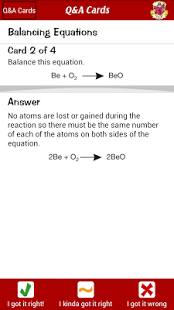 Test & Learn — GCSE Chemistry App - 5