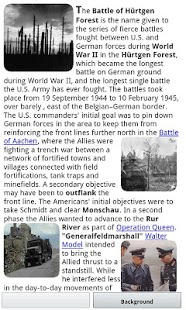 World War II App - 2