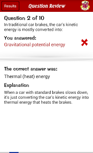 Test & Learn — GCSE Physics App - 4