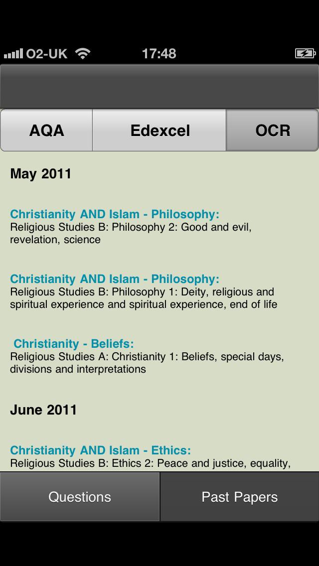 GCSE Religious Studies-5