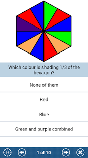 GCSE Maths : Number Revision App - 10