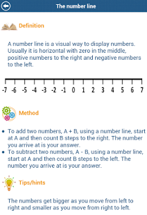 GCSE Maths : Number Revision App - 22
