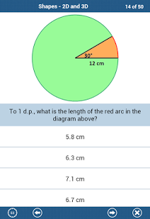 GCSE Maths : Super Edition App - 5
