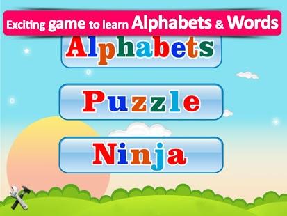 ABC for kids,animated alphabet App - 2