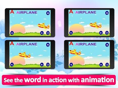 Animated alphabet for kids,ABC App - 5
