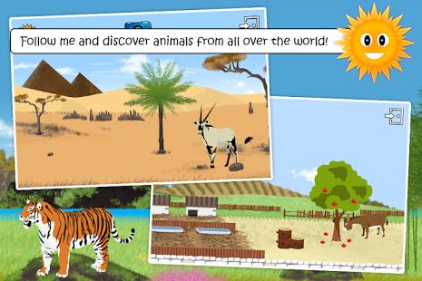 Animals: educational kids game-3