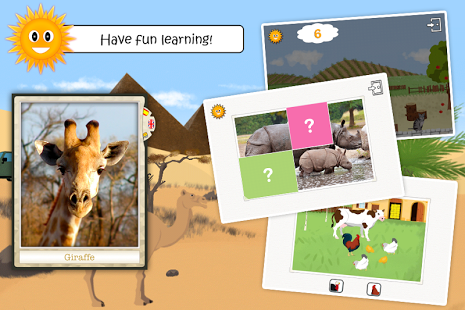 Animals: educational kids game-6