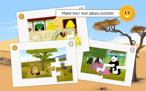 Animals: educational kids game-8