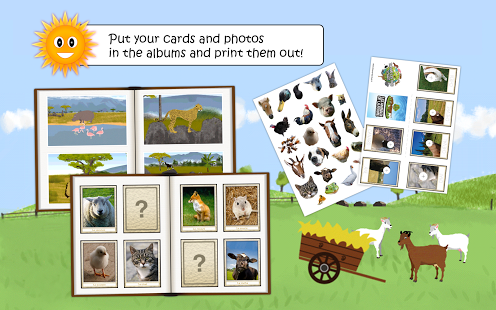 Animals: educational kids game-10