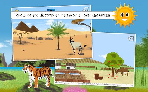 Animals: educational kids game-11