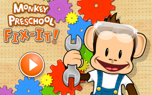 Monkey Preschool Fix-It App - 1
