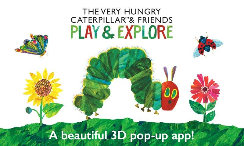The Very Hungry Caterpillar-1