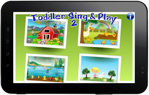 Toddler Sing and Play 2-1