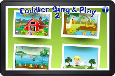 Toddler Sing and Play 2-11