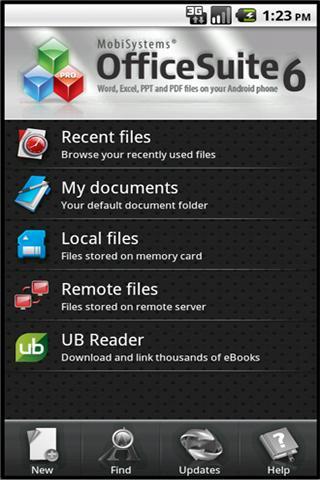 OfficeSuite Pro 6 + (PDF & HD)-1