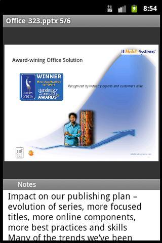 OfficeSuite Pro 6 + (PDF & HD)-5