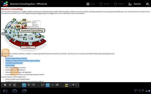OfficeSuite Pro 6 + (PDF & HD)-8