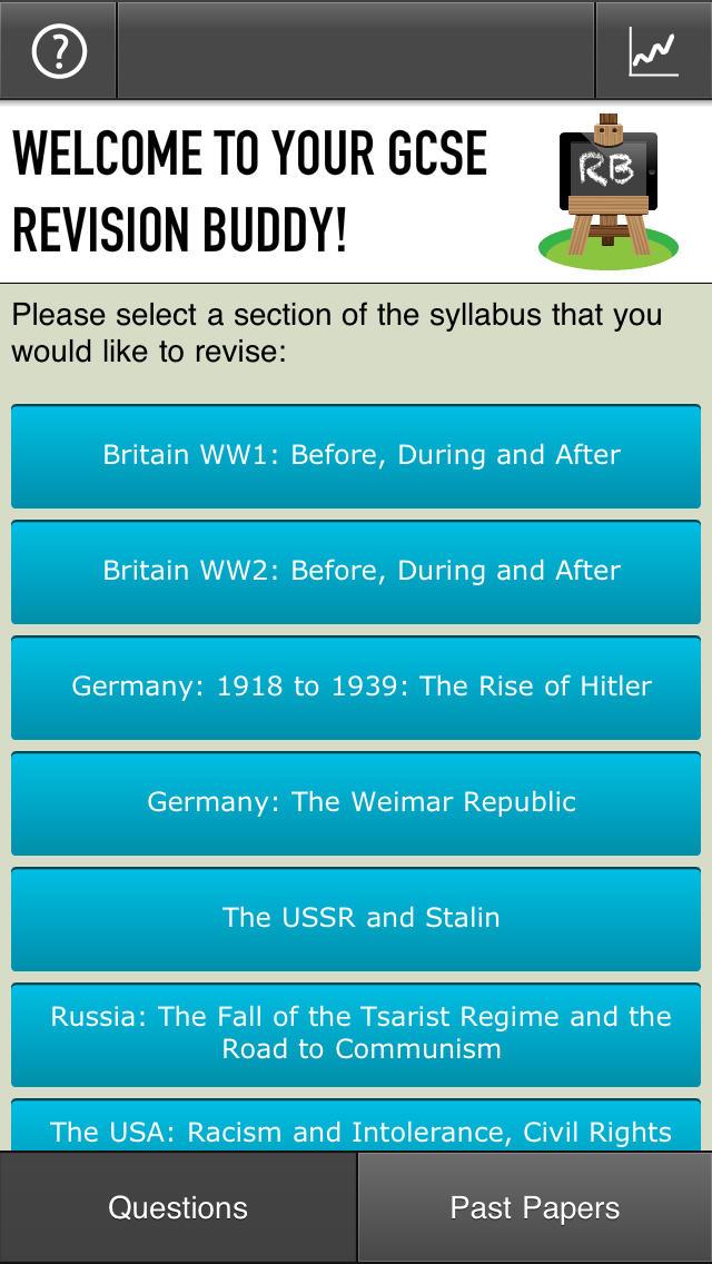 GCSE History (For Schools) App - 1