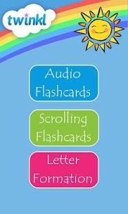 Twinkl Alphabet Flashcards-1