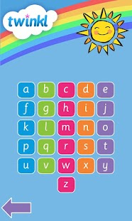 Twinkl Alphabet Flashcards