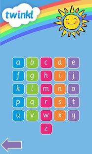 Twinkl Alphabet Flashcards-3