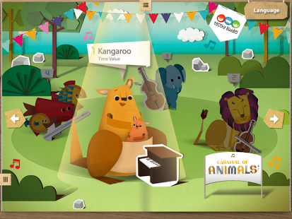 Carnival of Animals App - 2