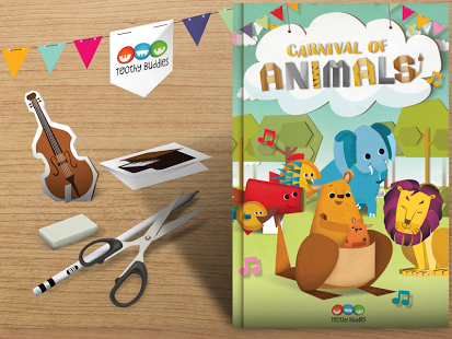 Carnival of Animals App - 9