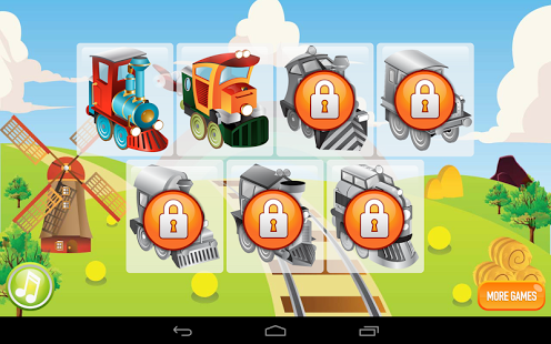 Kids ABC Trains Game App - 15