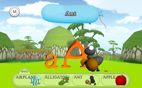 Phonics ABC Alphabet App - 7