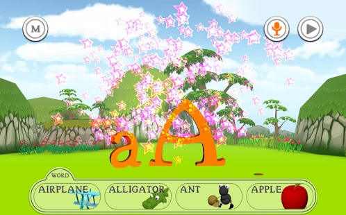 Phonics ABC Alphabet App - 8