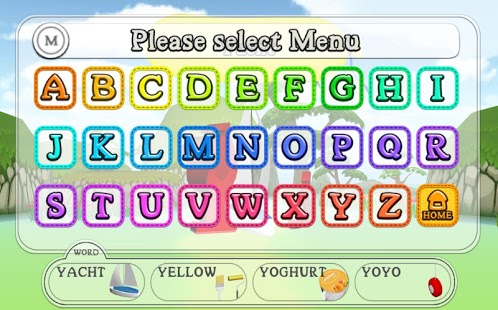 Phonics ABC Alphabet App - 9