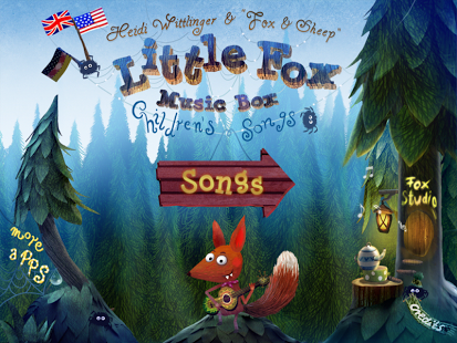 Little Fox Music Box-1