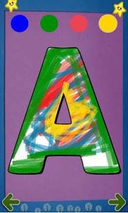Alphabet Paint for Kids Full-2