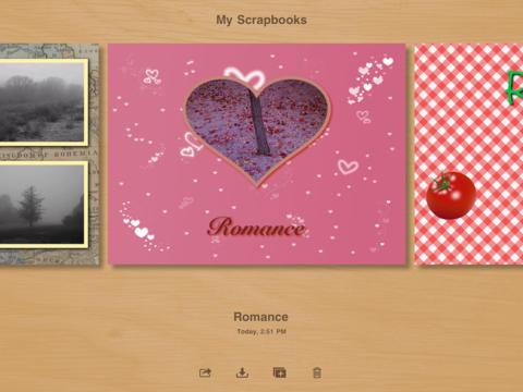 Skrappy - Scrapbook App - 1