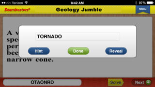 GCSE Geology Prep Flashcards Exambusters App - 5