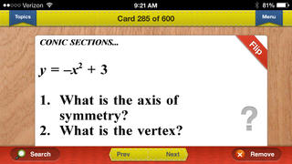 GCSE Maths Prep Flashcards Exambusters-2