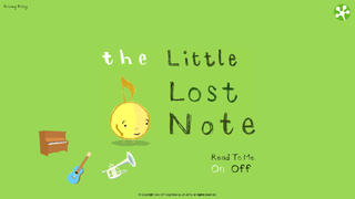 Little Lost Note-1